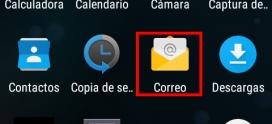 Guía: Como configurar el correo en Android