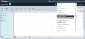 Como cambiar la contraseña de tu correo en Webmail